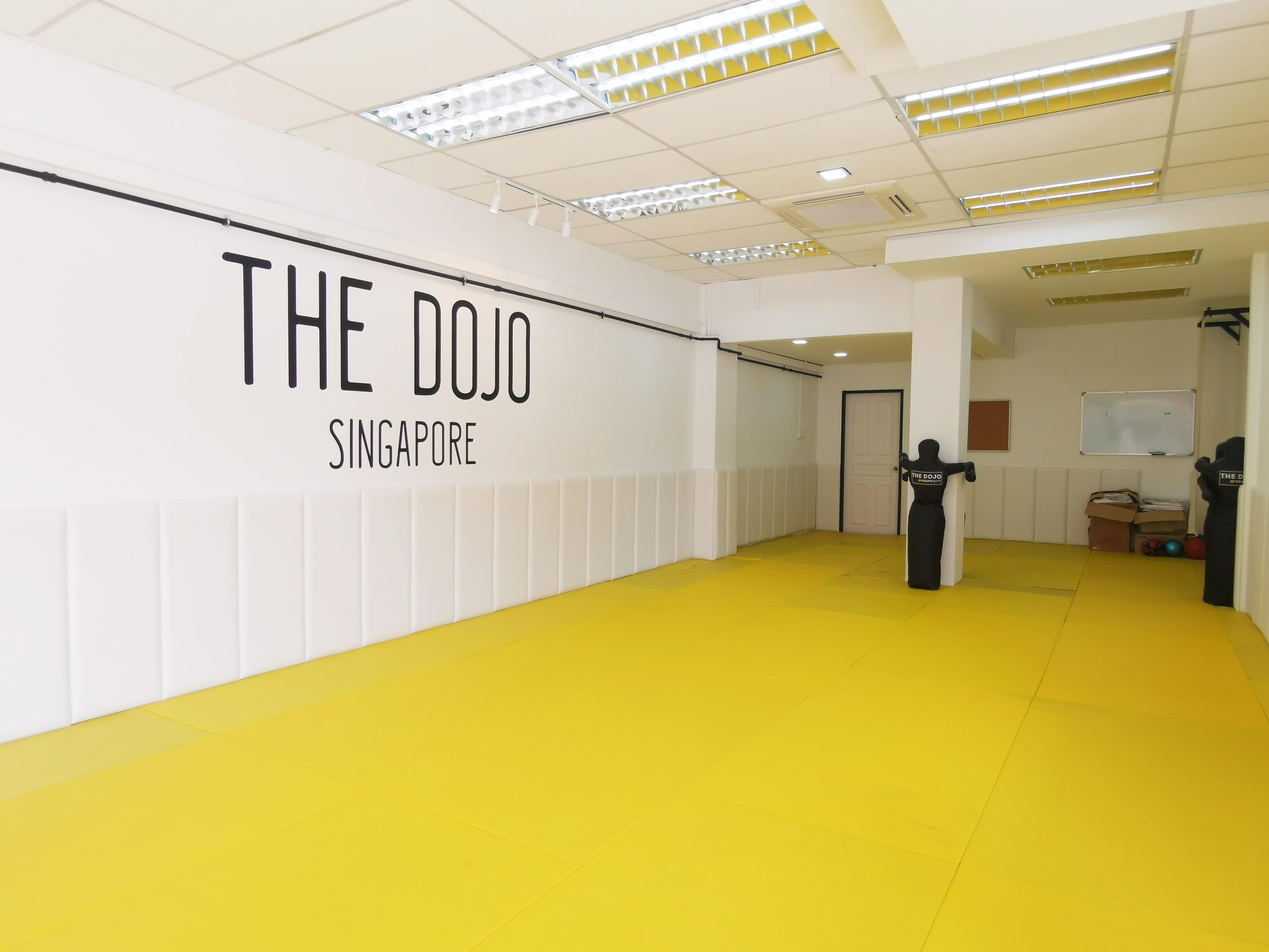 The Dojo Judo Potong Pasir