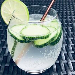 Facebook - Recept - Limoen-Munt Mocktail