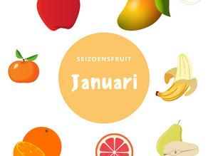Januari 2021: Seizoensgroenten en -fruit