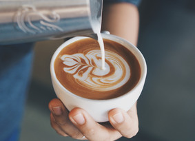 Coffee is a big deal to us - especially its freshness! Here is how we get that great tasting coffee