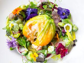 Floral Ingredients - Ramp Up Your Dishes With Edible Flowers