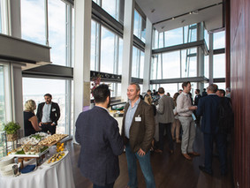 The View from The Shard proves the perfect venue for Cisco and MeetingZone's new product launch