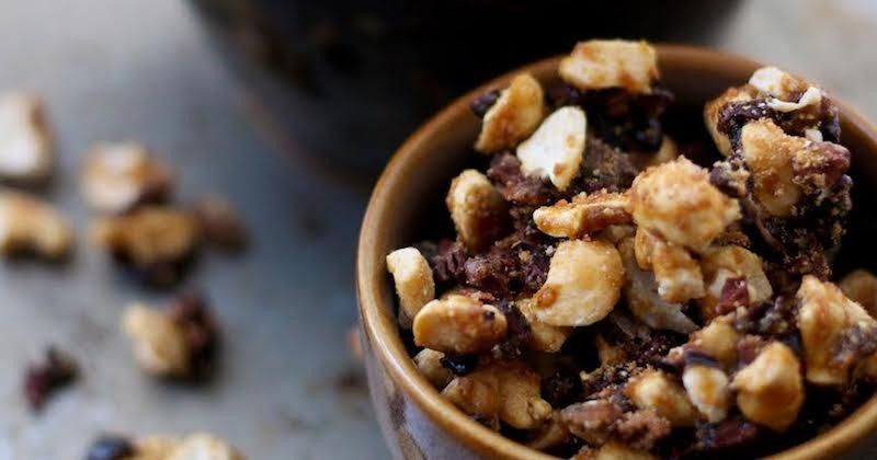 cashew cacao clusters