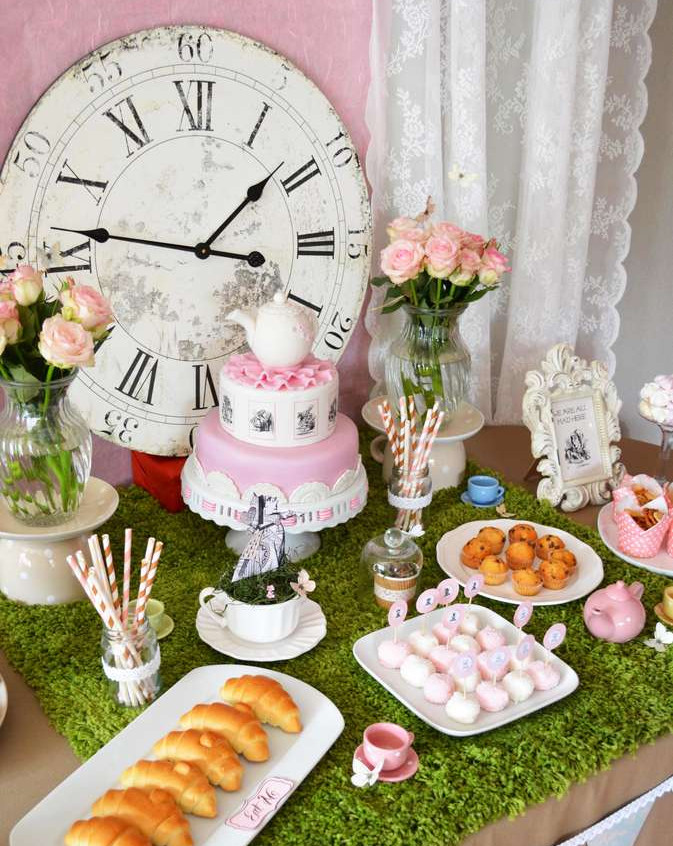 mad hatters tea party - catchmyparty