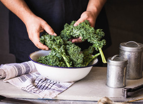 Give yourself a health boost this October with Kale