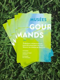 Musverre Museum - Flyer