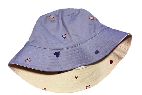 Heartbreaker Reversible Bucket Hat