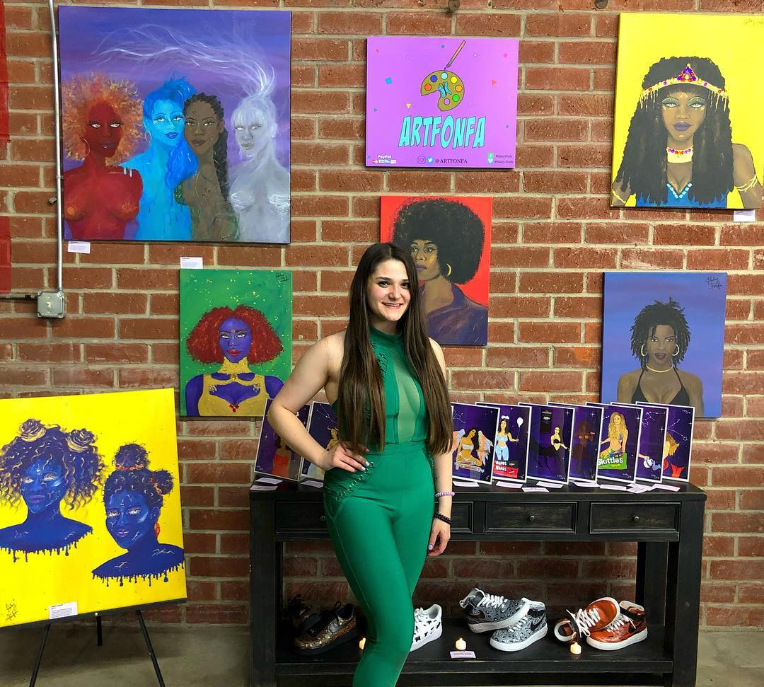2nd Annual Herstory