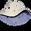Thumbnail: Heartbreaker Reversible Bucket Hat