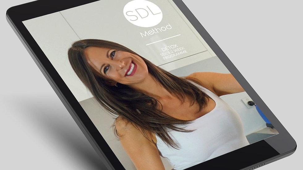 SDL Method - Mini 2 Week Detox