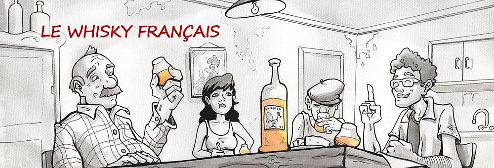 Tanargue dans Le Whisky Français