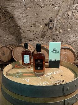 Tanargue, Granit, Whisky de l'Ardèche