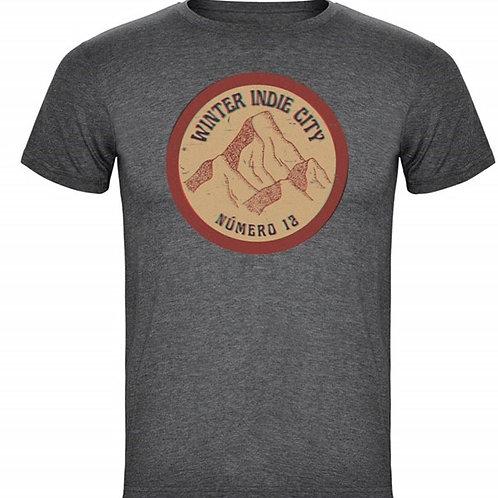 camiseta GRIS WIC XII