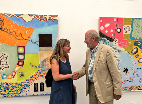Winsor & Newton Watts Painting Prize 2017