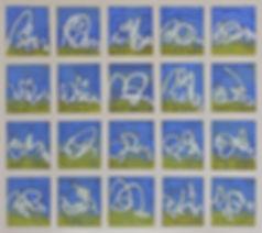 Sea Signatures [ultra marine lime] 10.20