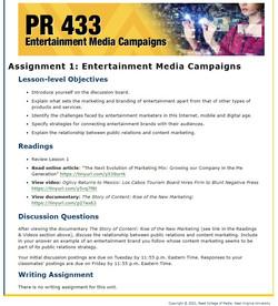 Course Content 1