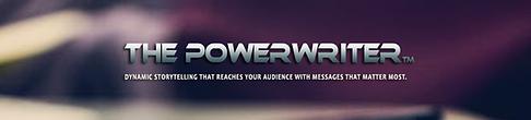 The PowerWriter logo