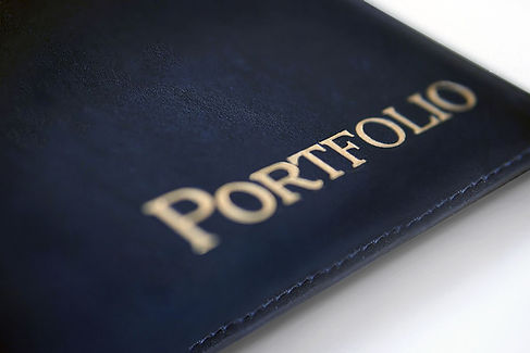 Image of portfolio cover