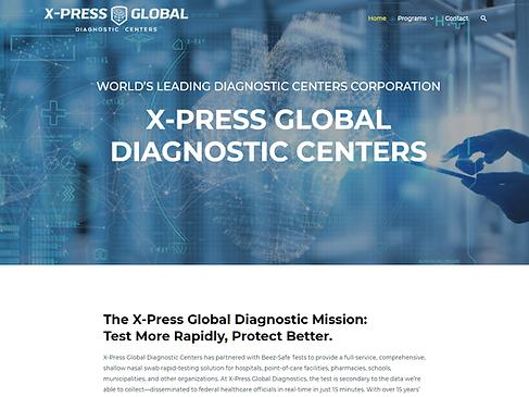 XPressGlobal Diagnostic Centers