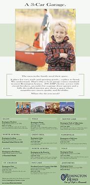 Remington Homes Campaign 2