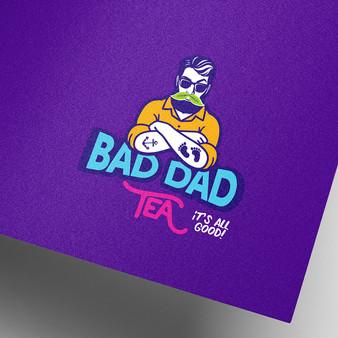 Bad Dad Tea