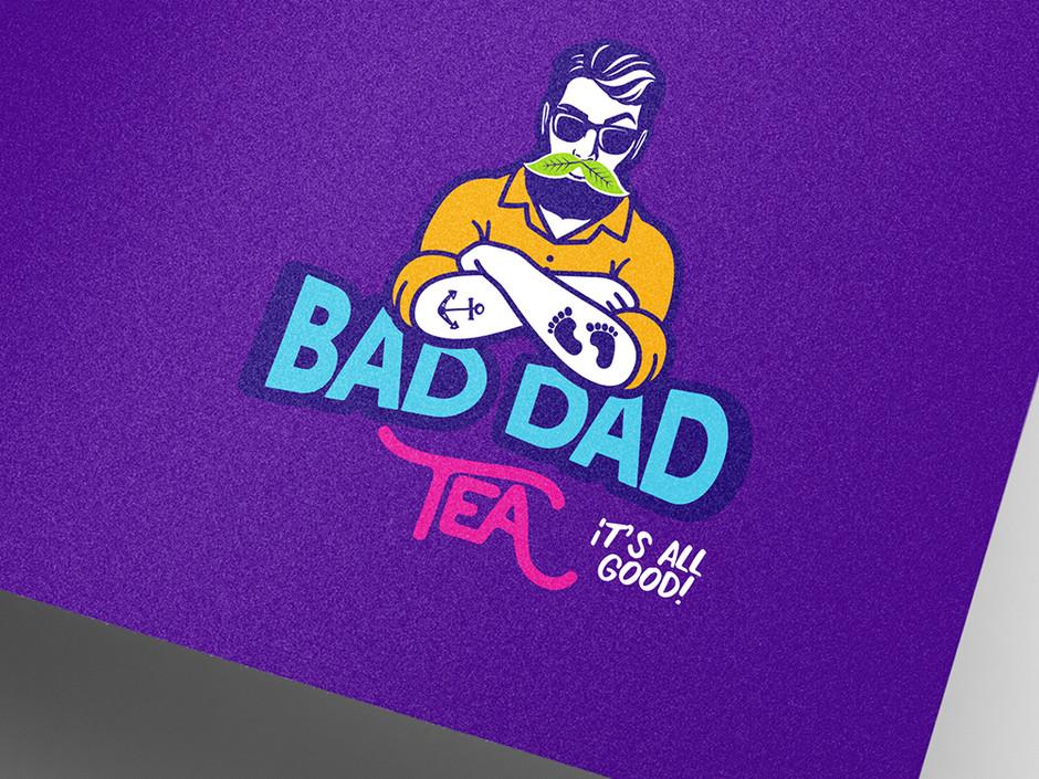 Bad Dad Tea - Canadá