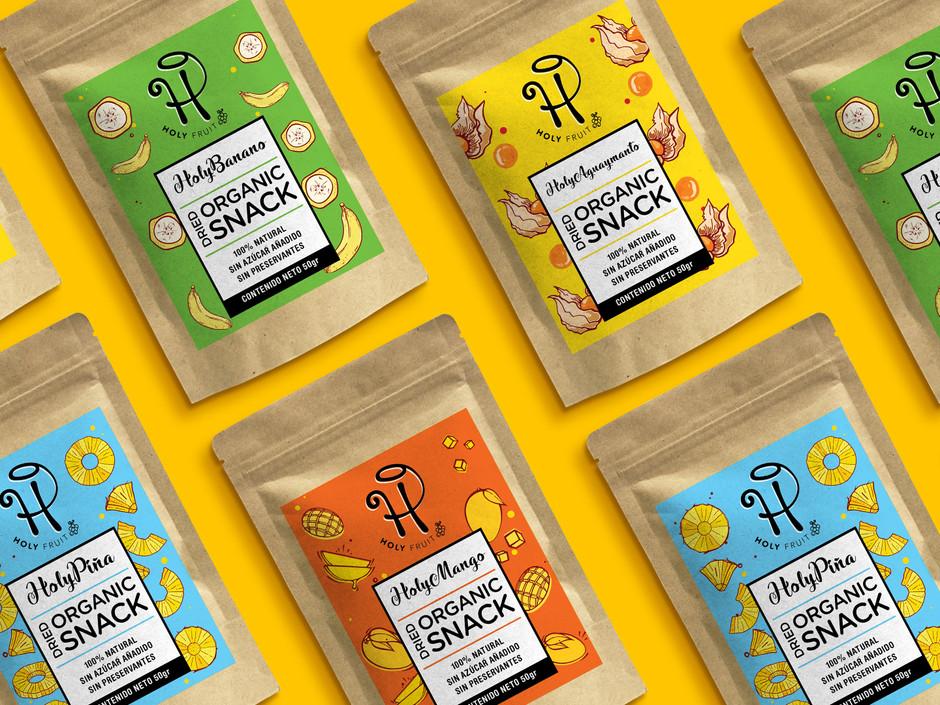Holyfruit Packaging • Perú