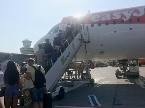 Story Time; Berlin Tegel Airport