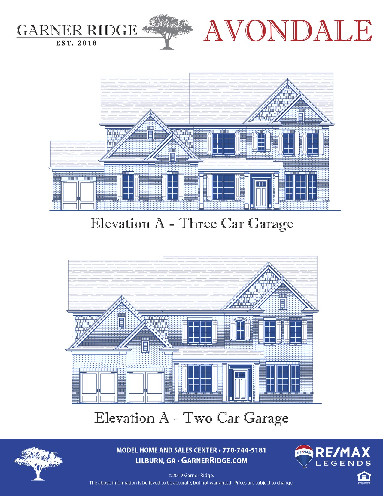 Avondale Floor Plan1