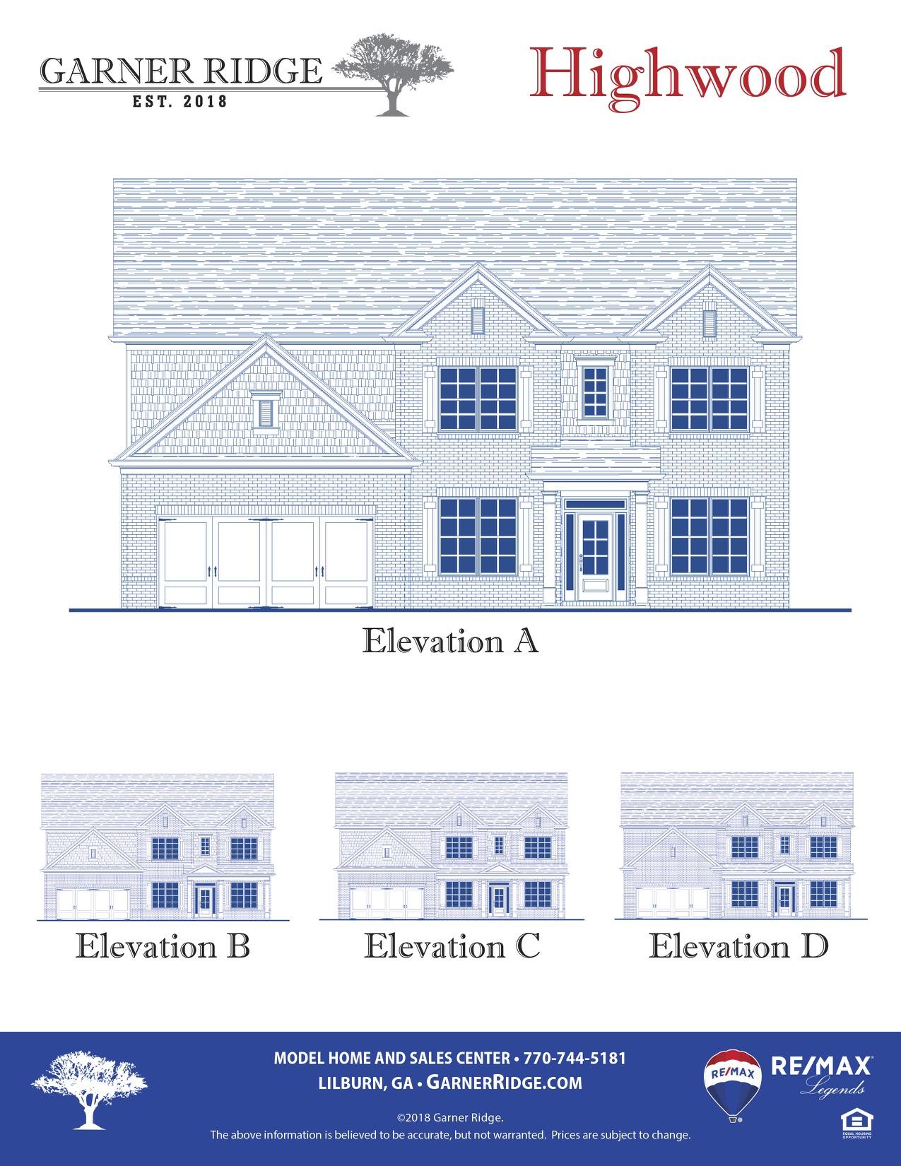 Highwood Floor Plan1