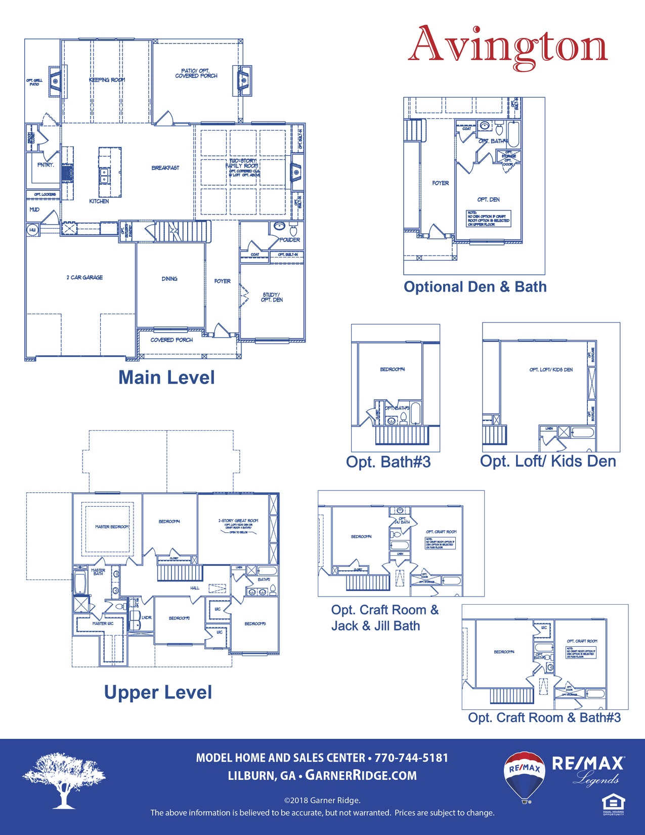 Avington Floor Plan2