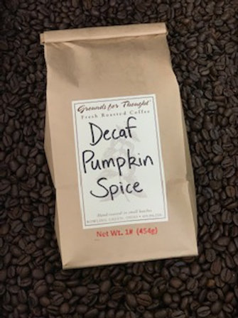 Decaf Pumpkin Spice