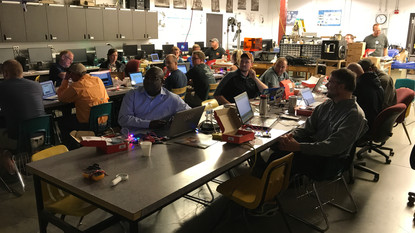 State TSA Teachers Learn More Coding