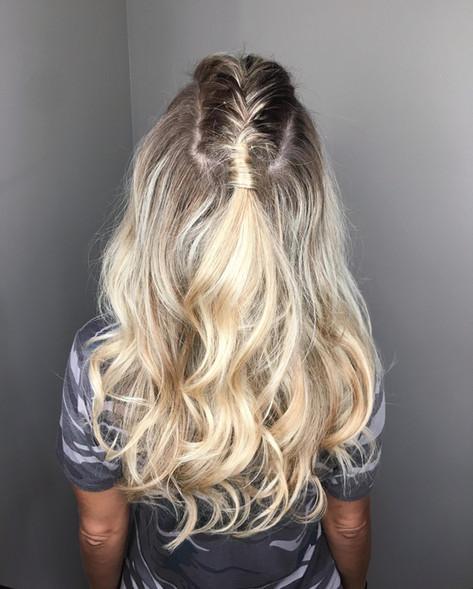 Hair by Jenni Reynolds