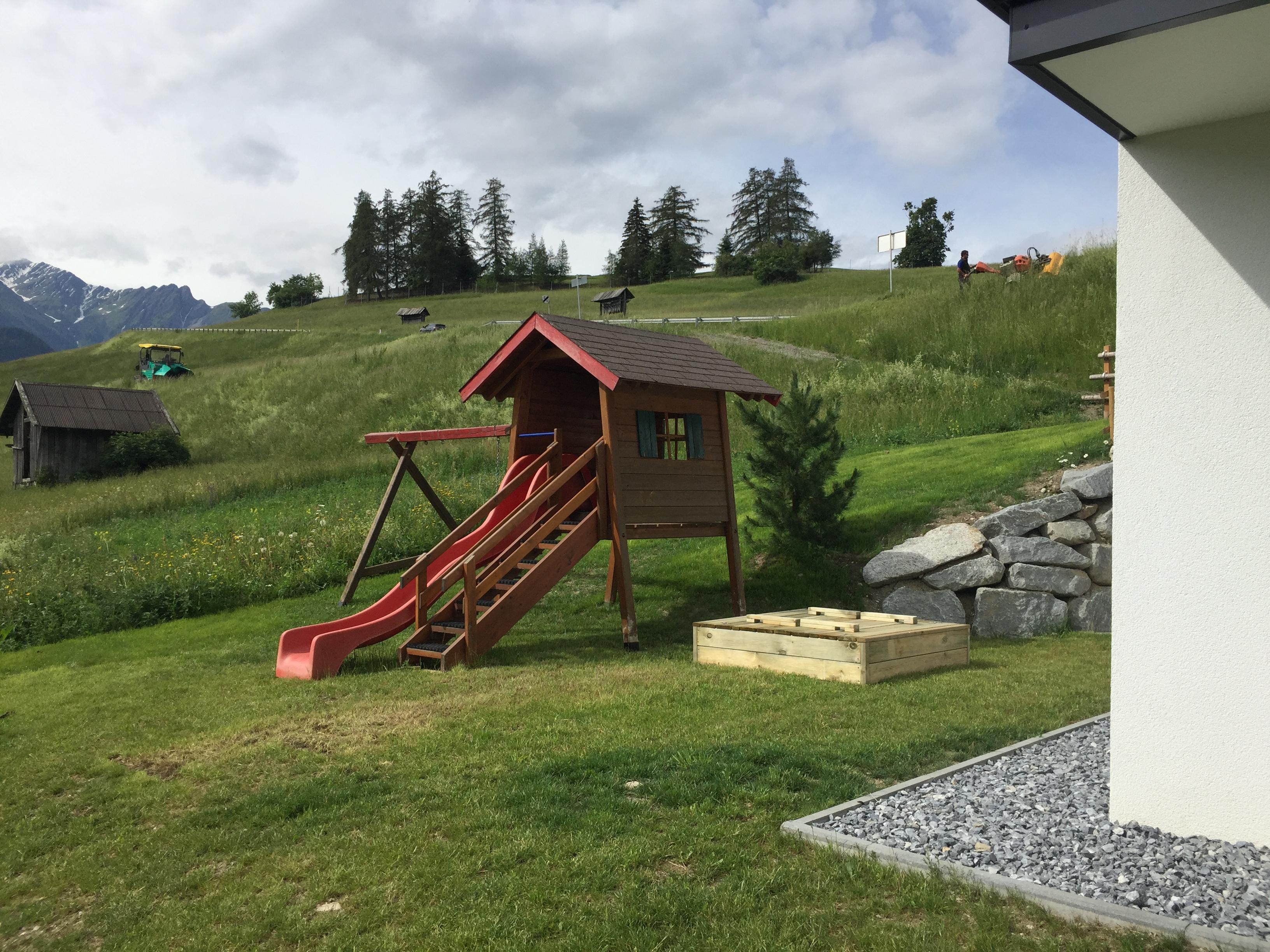 Haus-Tirol-Spielplatz