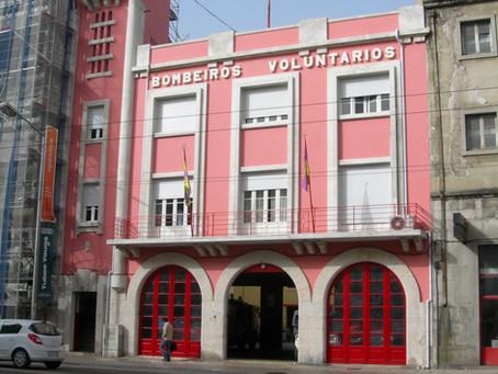 Remodelação da Sede dos Bombeiros Voluntários de Coimbra