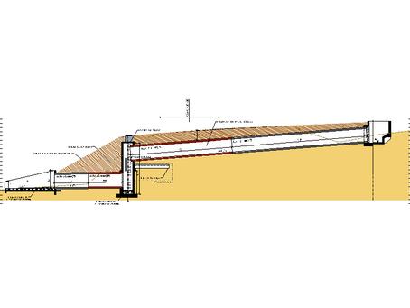 Passagem hidráulica - Torno - Miranda do Corvo