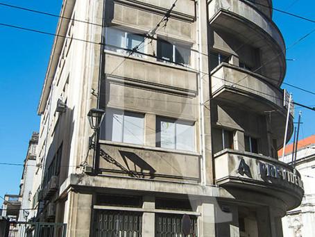 Remodelação da Sede da Previdência Portuguesa
