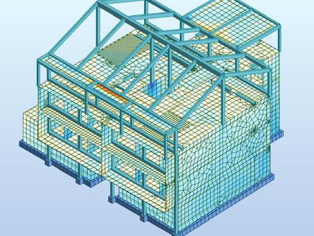 Inspeção Estrutural de Edifício para a Universidade de Aveiro