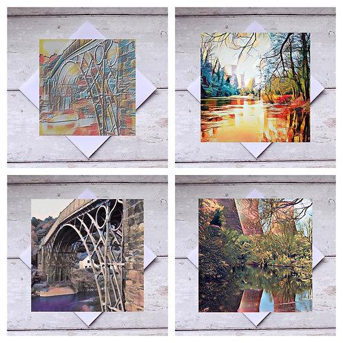 Ironbridge 3 - Greeting Cards