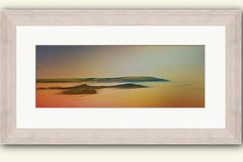 Constantine Panorama Framed Print