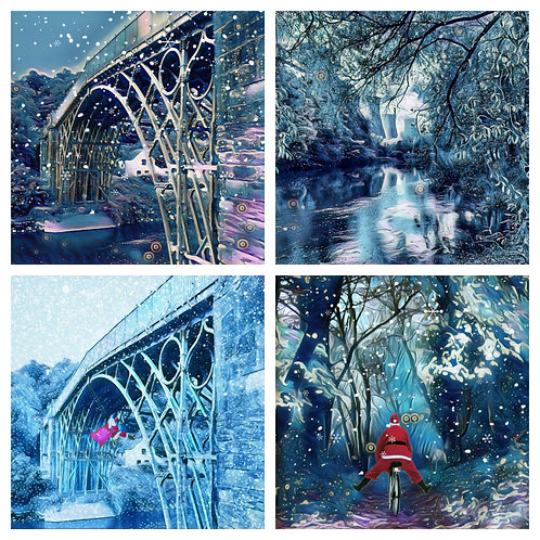 Ironbridge 3 - 4 Designs