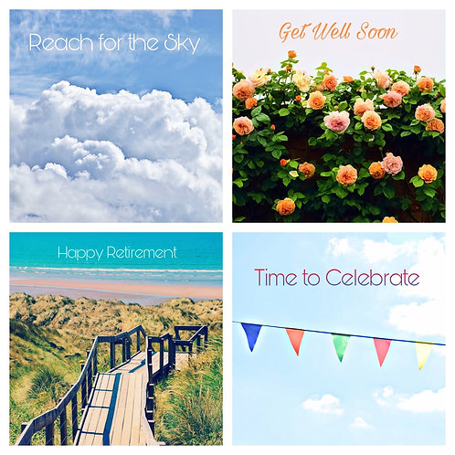 The Mixed Collection 1 - Greeting Cards