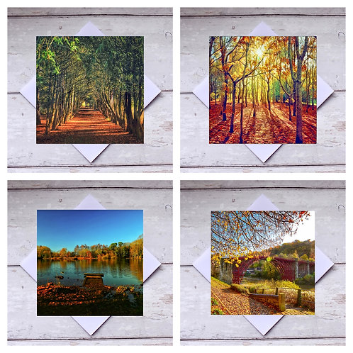 Telford Scenes 1 - Greeting Cards