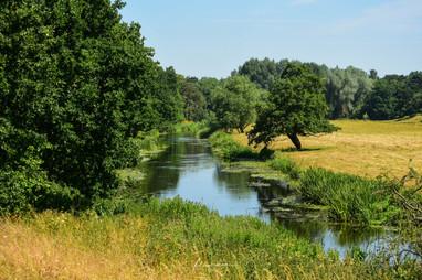 River Severn Atcham