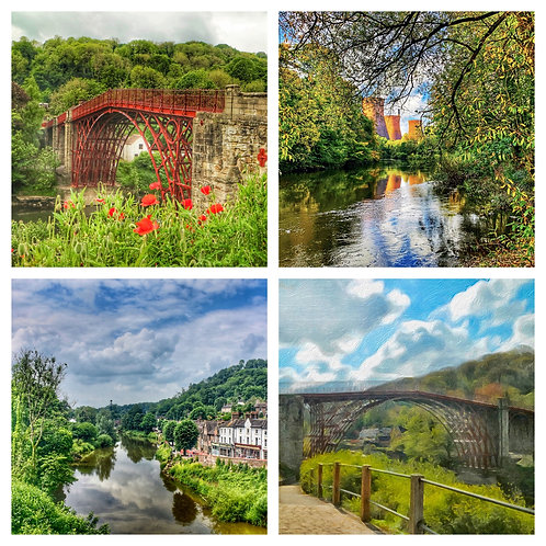 The 'Around Ironbridge' Collection - Greeting Cards