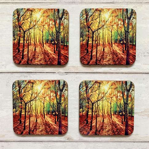 Sunburst Trees
