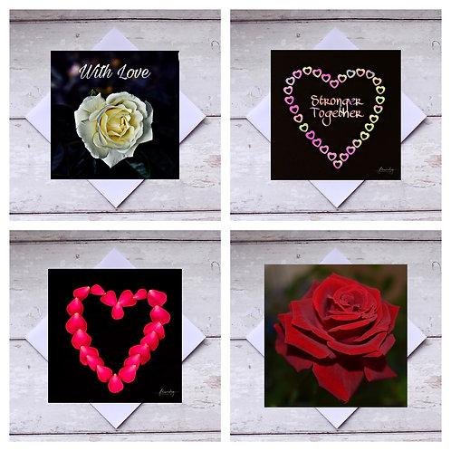 Love 1 - Greeting Cards