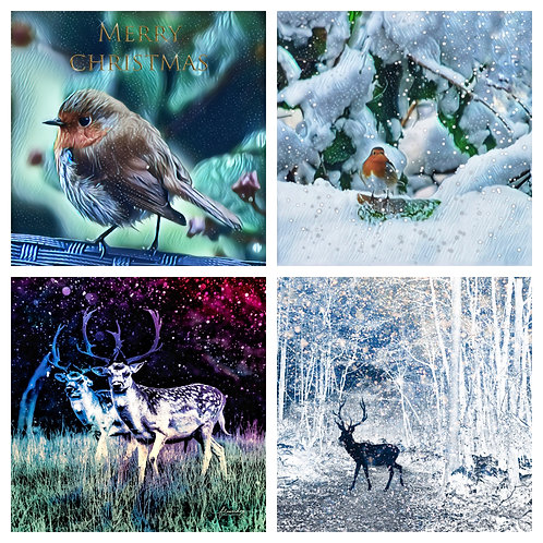 Robins & Stags 1