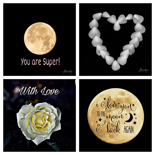 The Love Collection - Greeting Cards